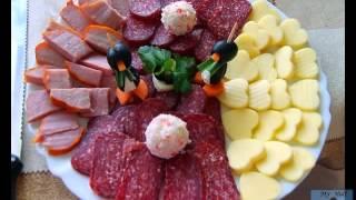 Смотреть Вкусные Салаты  Салат Нежность Рецепт Салата - Легкие Салаты Рецепты С Фото