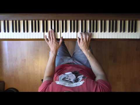 Jingle Bells Advancetime Christmas Advanced Piano Tutorial