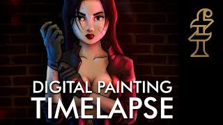 digital-painting-timelapse-laziva-vol-9