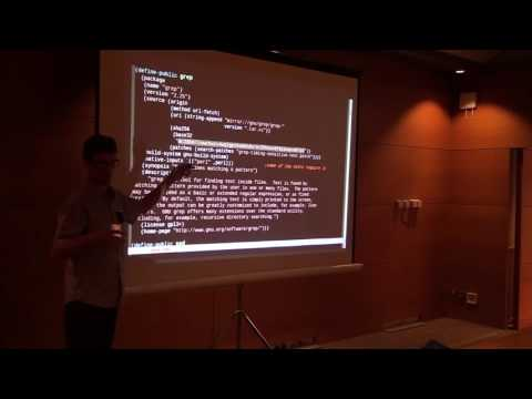 GNU Guix: The Functional GNU/Linux Distro That's a Scheme Library (invited talk)