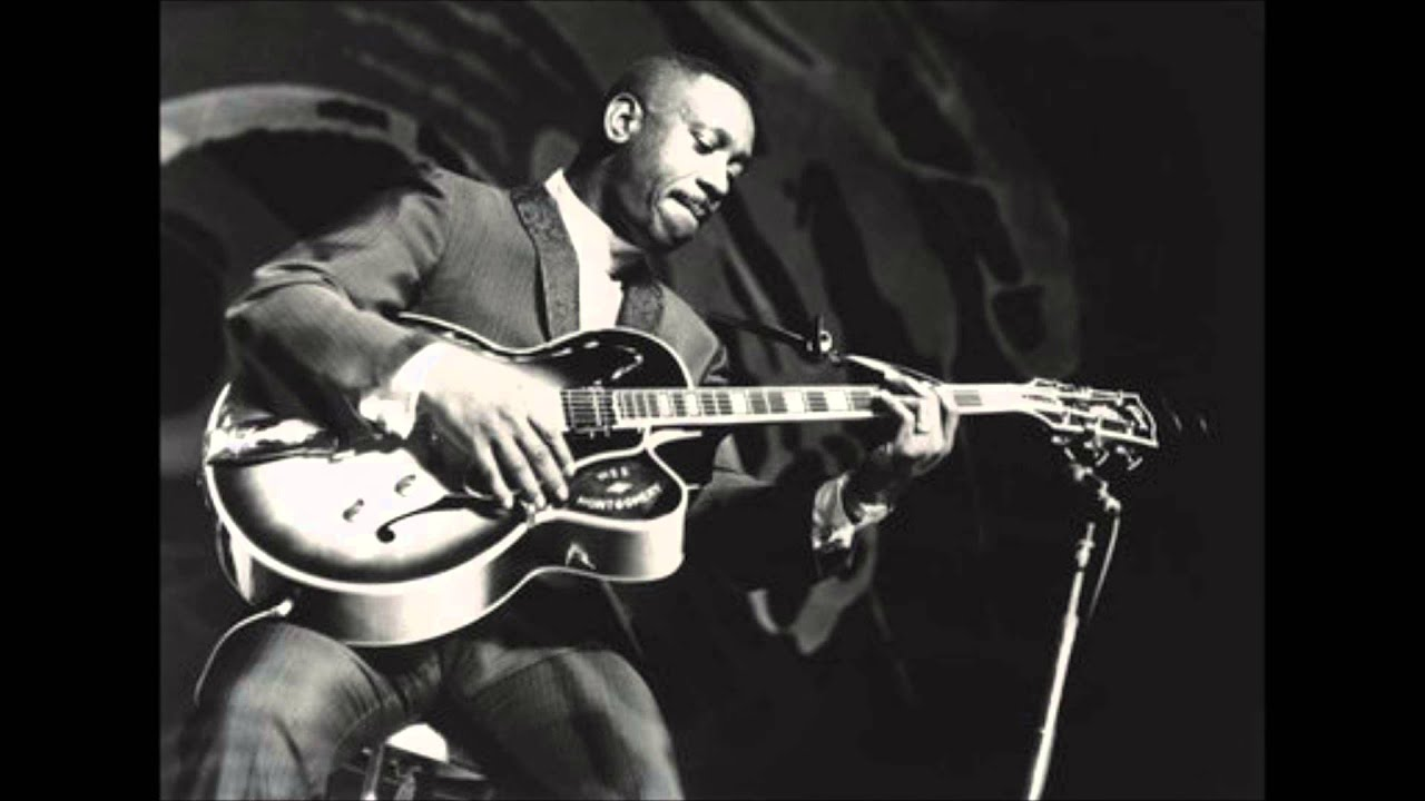 Black And White Feature Wall Wallpaper Four On Six Wes Montgomery Backing Track Youtube