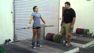 Snatch Technique Tips in Olympic Weightlifting