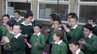 One Day Official | The School Choirs | Shir B'Yachad
