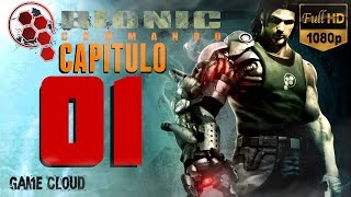 BIONIC COMMANDO / GAMEPLAY SUBTITULADO EN ESPAÑOL / HD / SPENCER  / PS3 (2009)