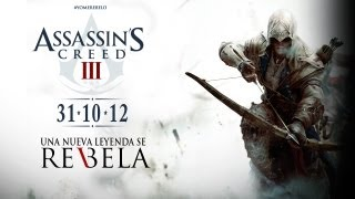 Assassin´s Creed 3 - Trailer Oficial de la Historia de Connor [ES]