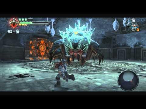 Lets play Darksiders [эпизод 018] - Больше пауков для бога пауков!