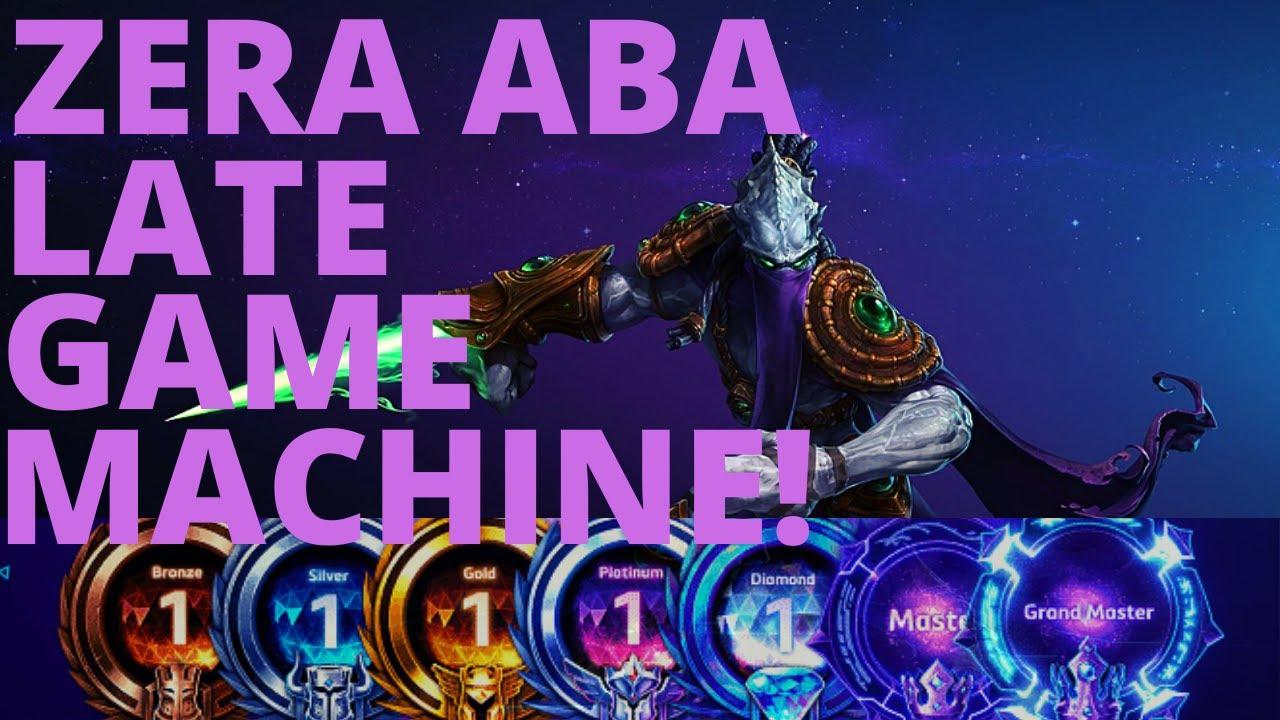 Zeratul VP - Zera Aba Late Game Machine! - Masters B2GM Season 4
