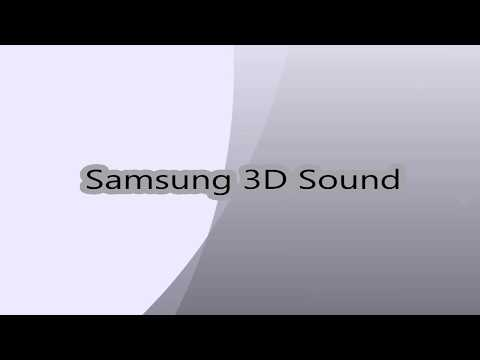 Samsung 3D Sound ~ ringtone mp3