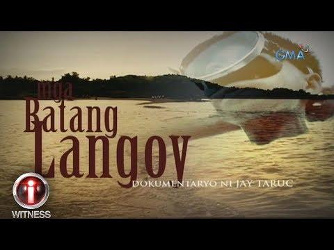 "I-Witness: ""Mga Batang Langoy,"" a documentary by Jay Taruc (full episode)"