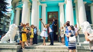 Свадьба Александра и Ангелины 2016