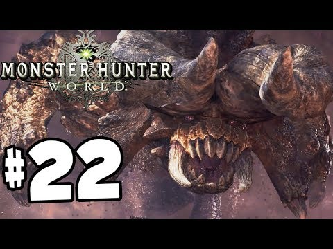 Monster Hunter World Part 22 Diablos