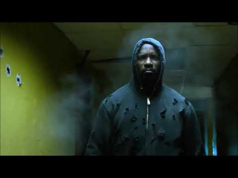 Luke Cage (The Siege - I Am Defiant)