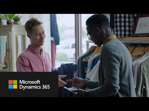 Microsoft helps retailers battle Amazon with new AI and IoT tools for Dynamics 365