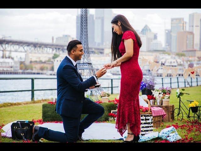 Paris Proposal In Sydney!! | my proposal co. | Sydney, Australia