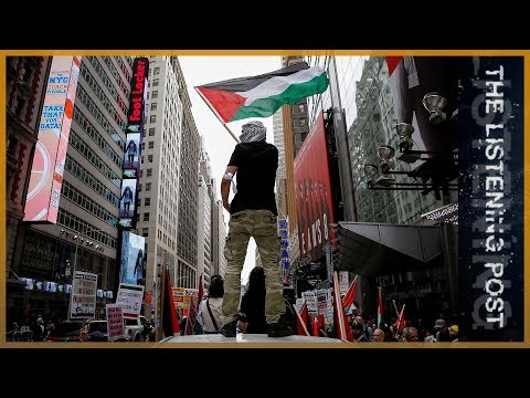 Boycott, Resist, Push Back: Shifting Narratives On Israel In The US | The Listening Post (Full)