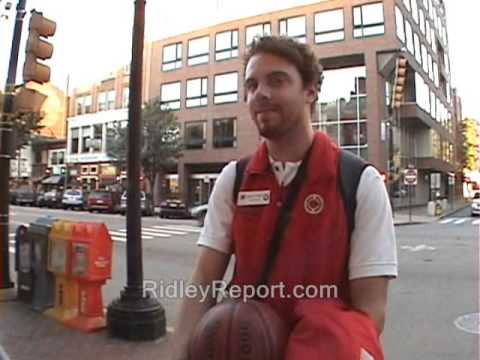 """Fed """"City Year"""" workers ace ambush interviews"""