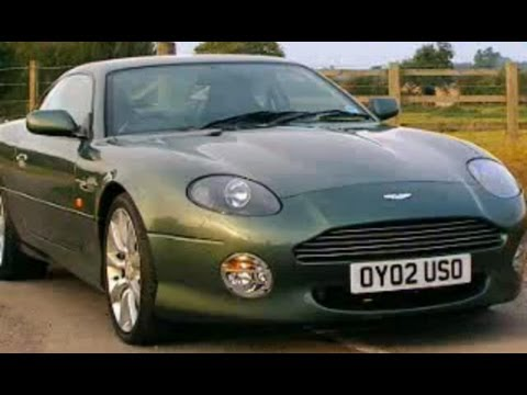 Aston Martin DB7 Review | Top Gear | BBC