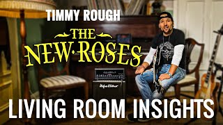 Timmy Rough   THE NEW ROSES   his friendship to Hughes & Kettner and his Black Spirit 200 sounds