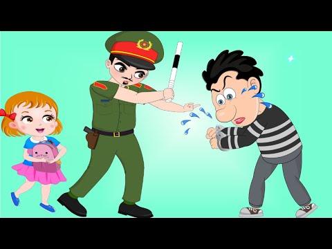 BabyBus - Tiki Mimi Cuộc chiến Mèo con và tên trộm