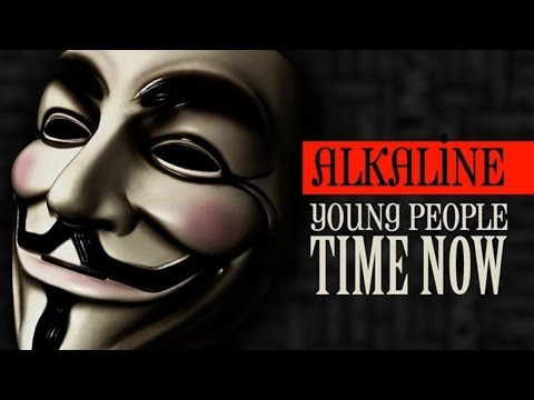 Alkaline - Young People Time Now - October 2014
