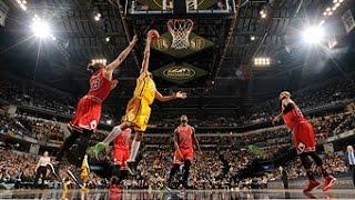 Best of Phantom: Bulls Win Close Game in Indiana