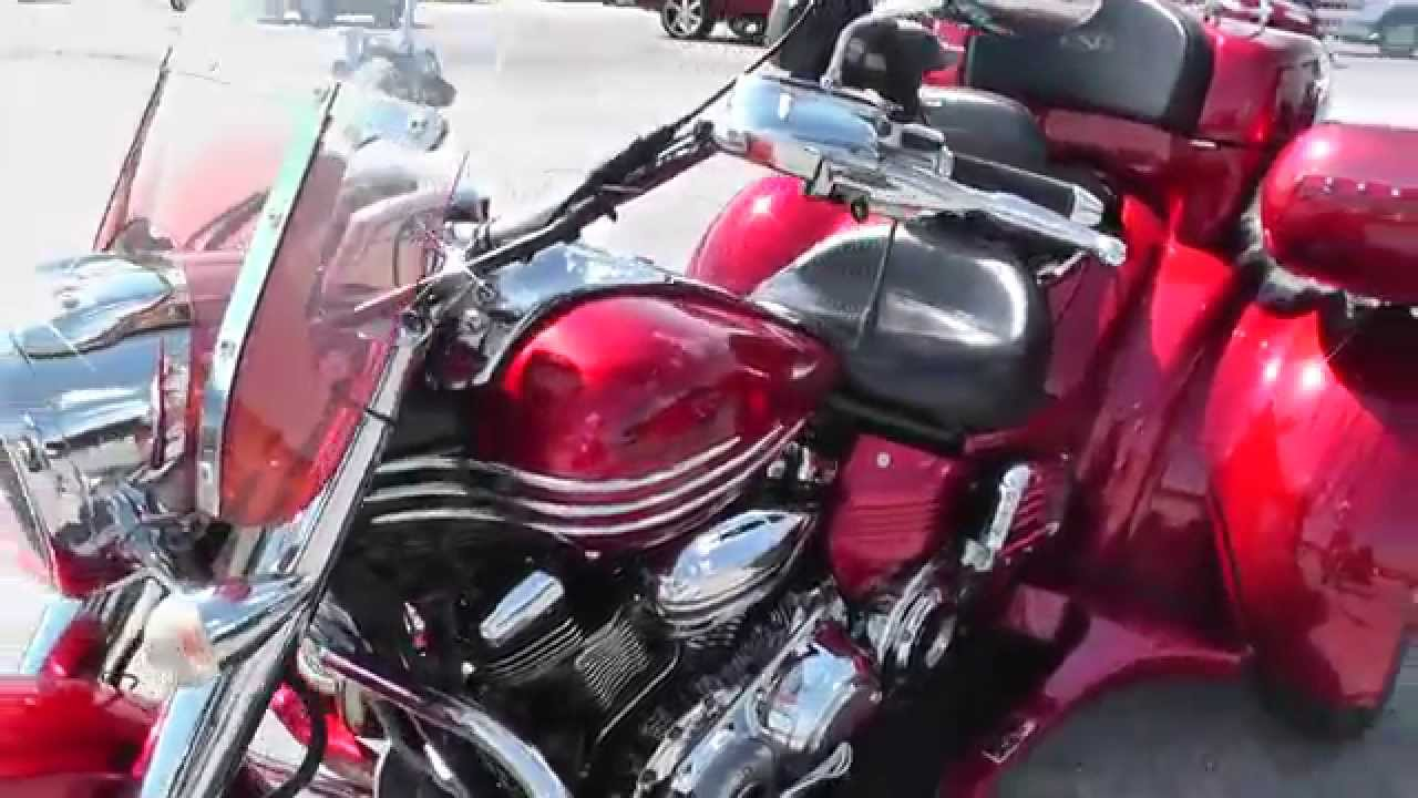 006563 - 2009 Yamaha Roadliner Trike - Used Motorcycle For Sale