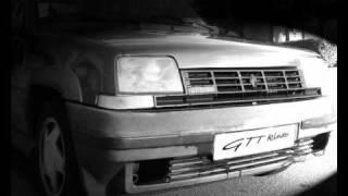 Subaru vs Super 5 gt turbo