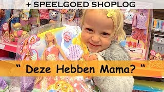 LUCiLLA'S EERSTE BARBiE POP | Bellinga Family Vlog #789