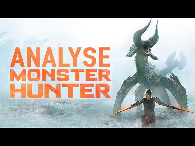 Analyse des Premiers Trailers du Film Monster Hunter