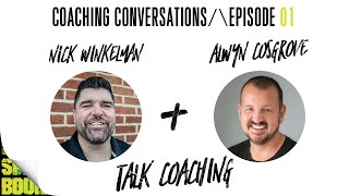 Coaching Conversations - Episode 1 - Alwyn Cosgrove