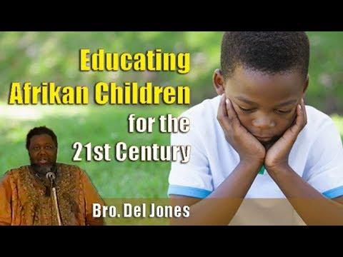 Bro. Del Jones | Educating African Children for 21st Century