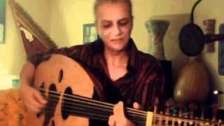 arab instruments,oud taqsim nahawand alsumbati by mostafa chebani