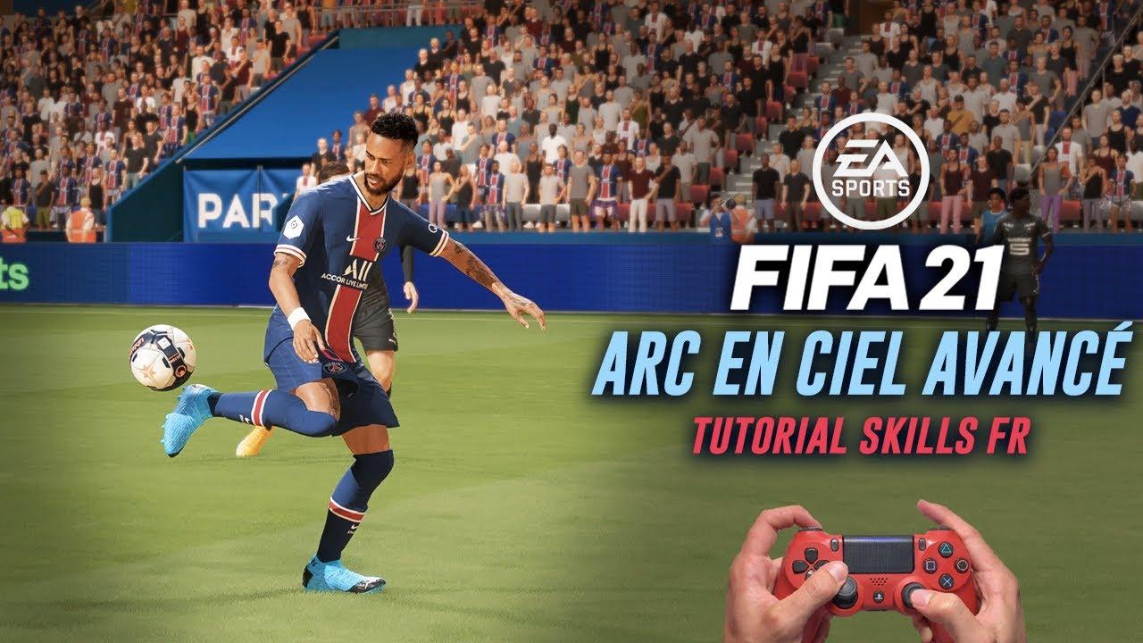 FIFA 21 - ARC EN CIEL AVANCÉ Skills Tutorial FR