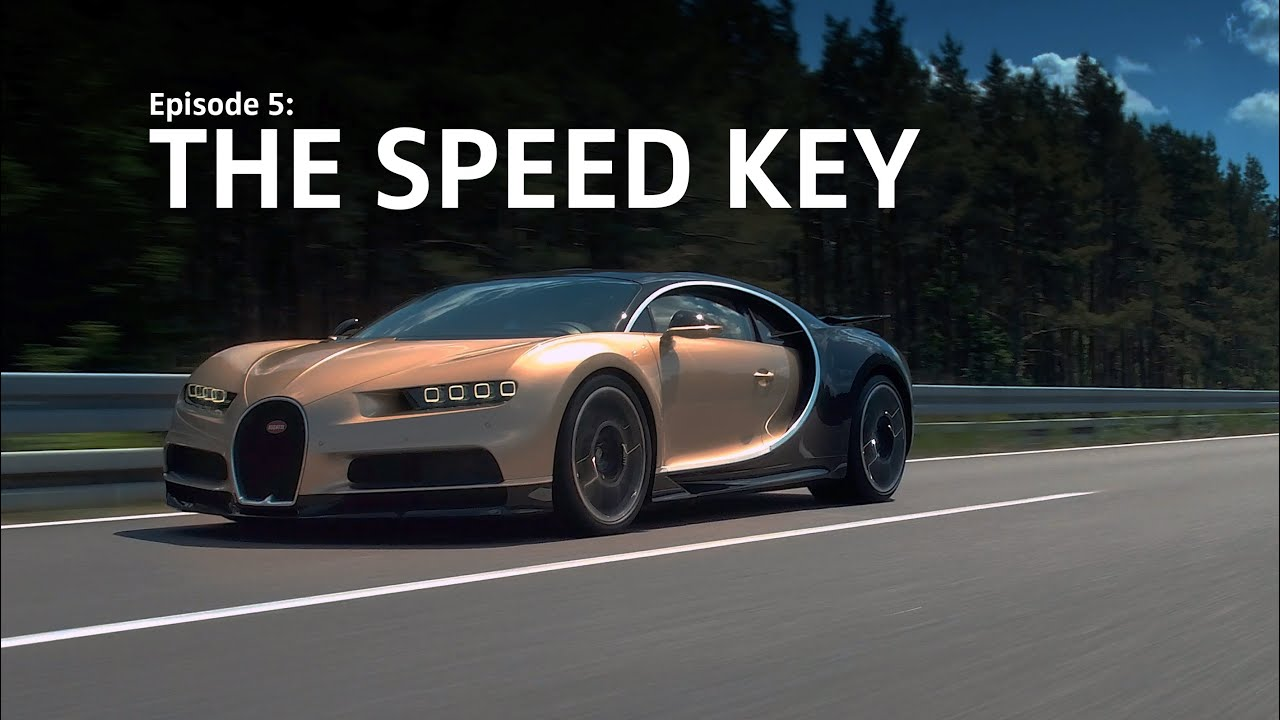 Andy Wallace: How to ... Chiron - Episode 5: The Speed Key
