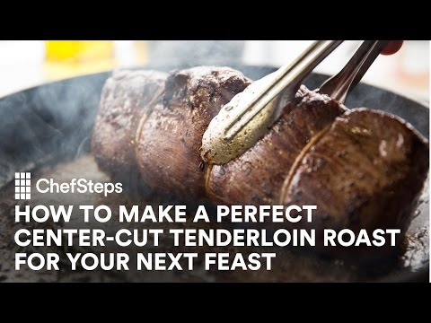 How to Make a Perfect Center-Cut Tenderloin Roast for Your Next Feast