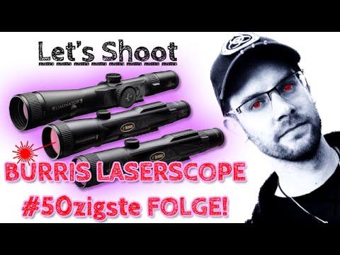 Zielfernrohr Mit Entfernungsmesser Burris : Detaillierte vorstellung burris laserscope ii lets shoot #50
