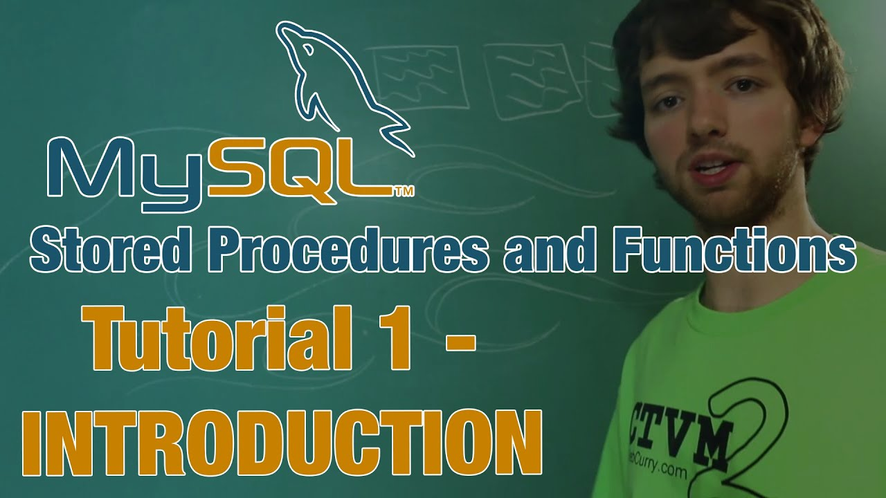 Mysql stored routines: creating your own procedure and function: a.