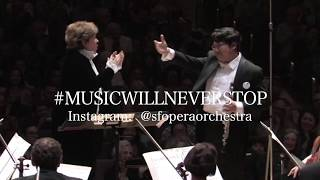 Benefit Concert 2014 : Mingjia Liu, Oboe. Dawn Harms, Conductor