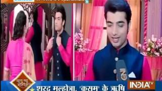 Kasam Tere Pyaar Ki Big Twist  Saas Bahu aur Suspense 19th October 2016