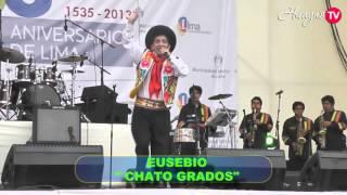 VIII Festival Regional de Integración Costumbrista - Hualmay 2015