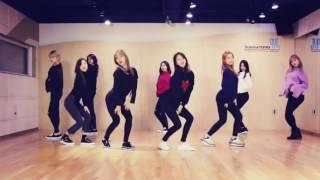 """TWICE """"1 To 10"""" Mirrored Dance Practice, 트와이스 """"원 투 텐"""" 안무 거울모드"""