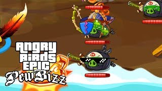 Angry Birds EPIC Humor and laughter Part 10