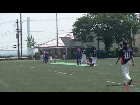 2016-05-15 Indian Engineers Cricket Club vs Keio University Cricket club Japan P1