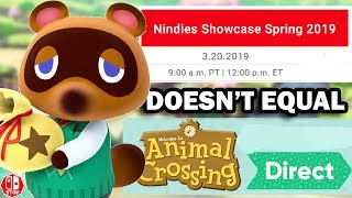 Tame Your Expectations - A Nindies Presentation PSA