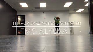 Instructional Int/Adv Jazz Video