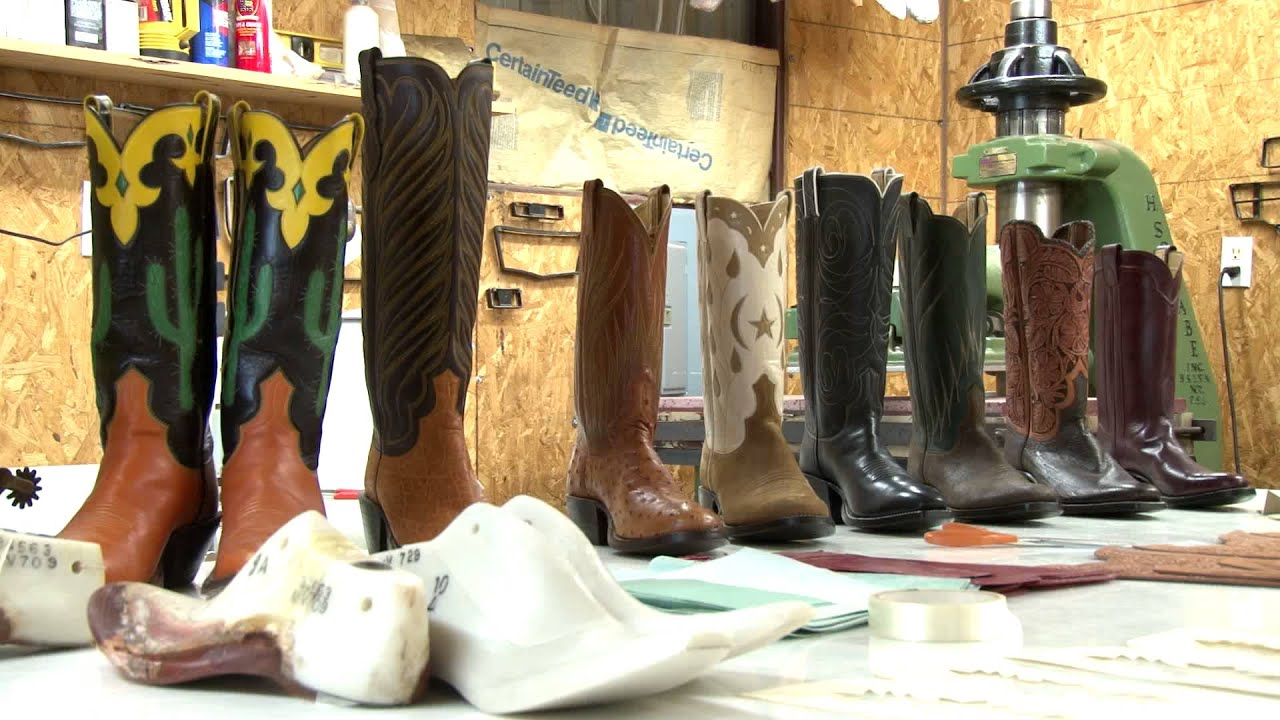 Cowboy boots, before you buy your next pair, watch this. - YouTube