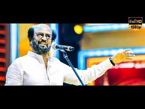 Rajinikanth Chumma Kizhi Full Speech! | Darbar Audio launch | A.R.Murugadoss | Anirudh