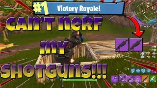 CHANNELING MY INNER DAEQUAN!! HEAVY PUMP IS THE GREATEST! (Fortnite BR Gameplay)