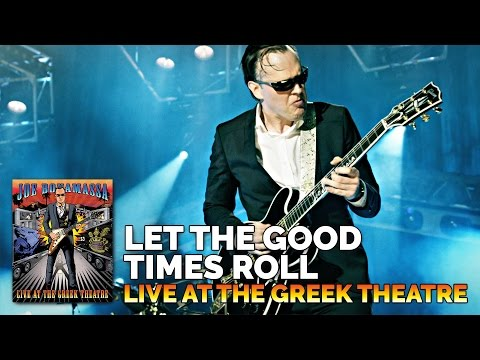 "Joe Bonamassa Official- ""Let The Good Times Roll"" - From Live At The Greek Theatre"
