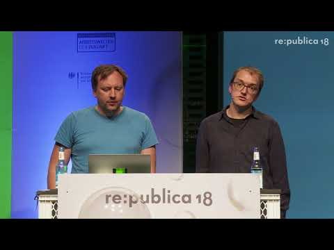 re:publica 2018 – OpenSCHUFA - Crowdsourcing algorithmic accountability